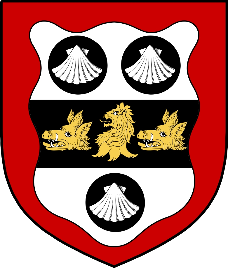 Thumbnail Leader Family Crest / Irish Coat of Arms Image Download