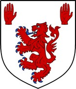 Thumbnail MacCartron Family Crest / Irish Coat of Arms Image Download