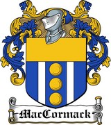 Thumbnail MacCormack Family Crest / Irish Coat of Arms Image Download