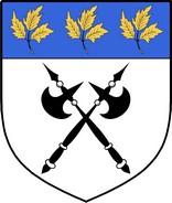 Thumbnail MacCourt Family Crest / Irish Coat of Arms Image Download