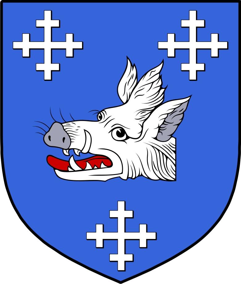 Thumbnail MacDiarmot Family Crest / Irish Coat of Arms Image Download