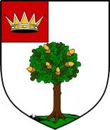 Thumbnail MacEnchroe Family Crest / Irish Coat of Arms Image Download