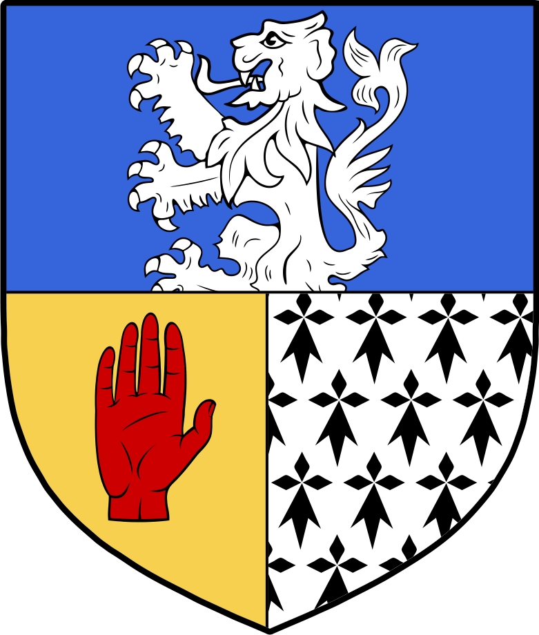 Thumbnail MacEvoy  Family Crest / Irish Coat of Arms Image Download