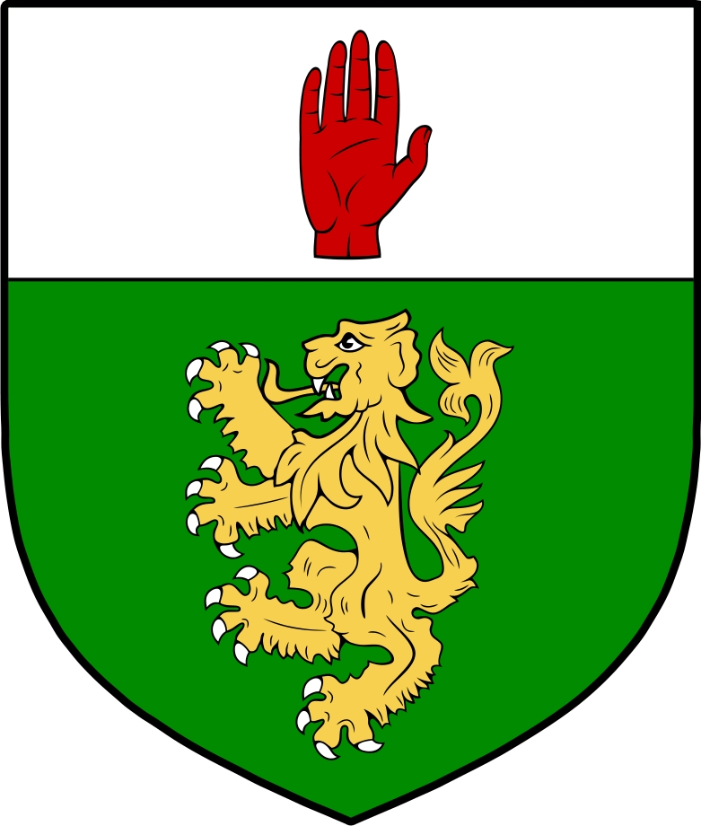 Thumbnail MacGenis Family Crest / Irish Coat of Arms Image Download