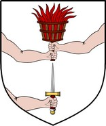 Thumbnail MacGowan Family Crest / Irish Coat of Arms Image Download