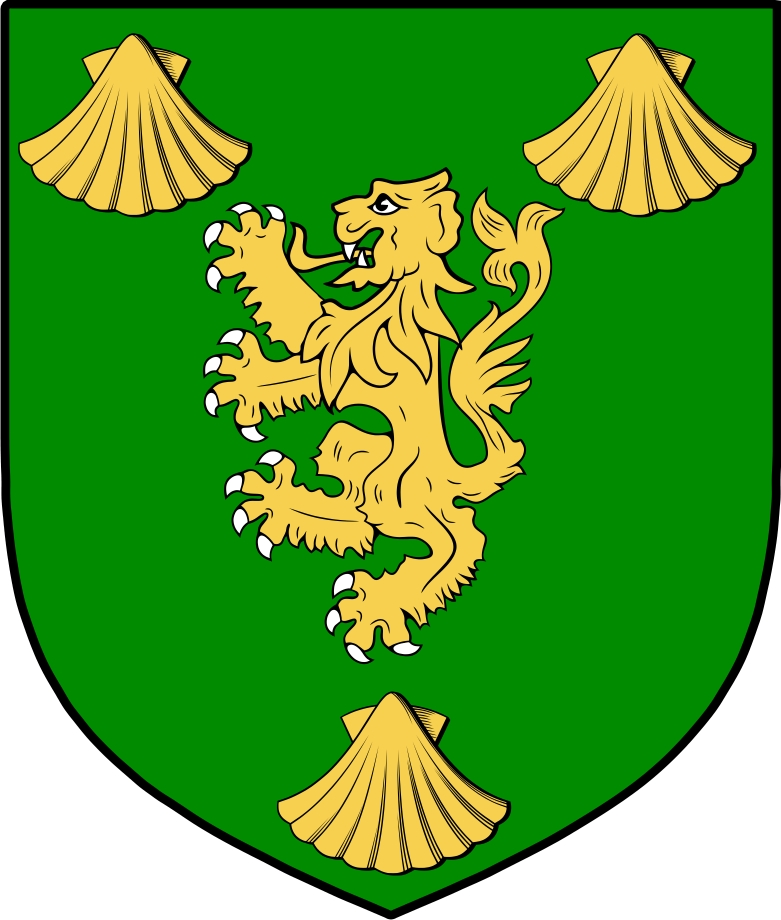 Thumbnail MacGrannell Family Crest / Irish Coat of Arms Image Download
