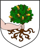 Thumbnail MacLoskie Family Crest / Irish Coat of Arms Image Download