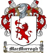 Thumbnail MacMurrogh Family Crest / Irish Coat of Arms Image Download