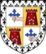 Thumbnail MacNaghten Family Crest / Irish Coat of Arms Image Download