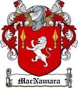 Thumbnail MacNamara Family Crest / Irish Coat of Arms Image Download