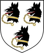 Thumbnail MacQuay Family Crest / Irish Coat of Arms Image Download