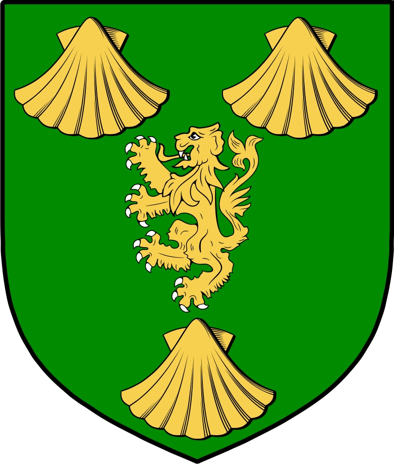 Thumbnail MacRannell Family Crest / Irish Coat of Arms Image Download