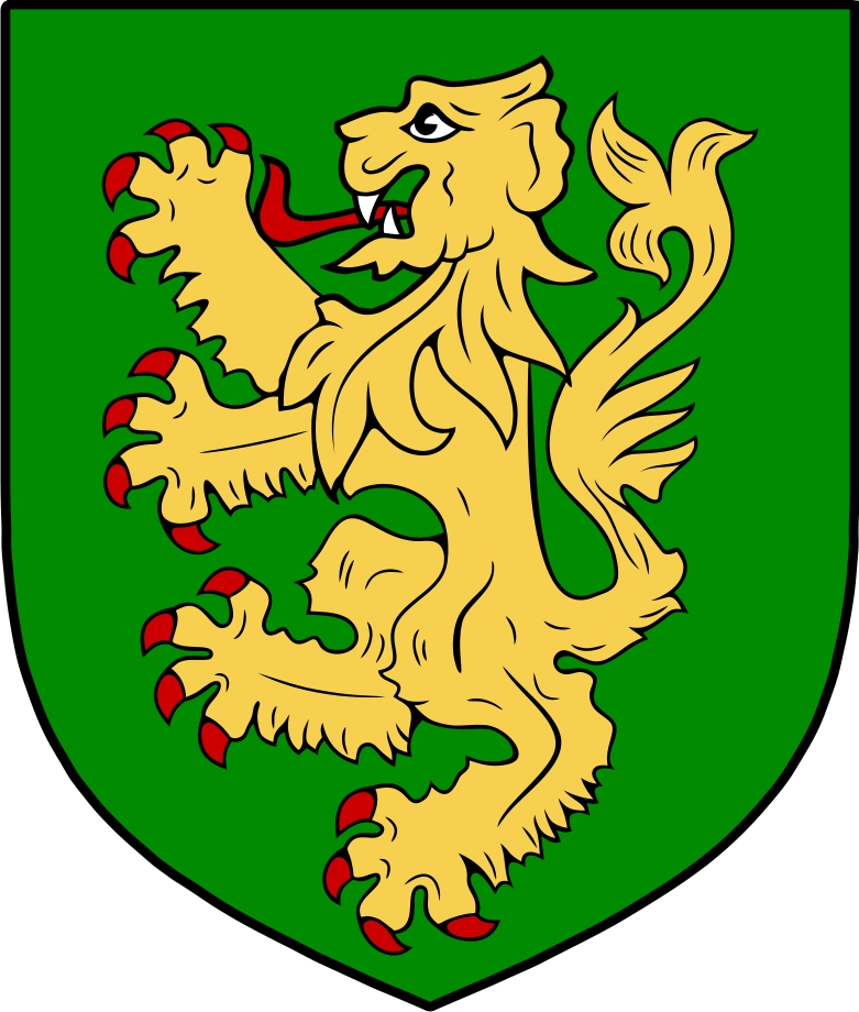 Thumbnail MacShane Family Crest / Irish Coat of Arms Image Download