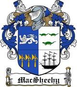 Thumbnail MacSheehy Family Crest / Irish Coat of Arms Image Download