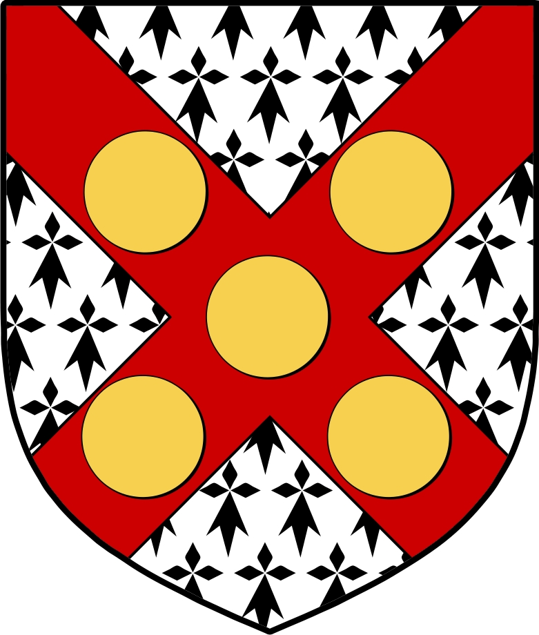 Thumbnail Manders Family Crest / Irish Coat of Arms Image Download