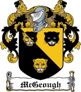 Thumbnail McGeough Family Crest / Irish Coat of Arms Image Download