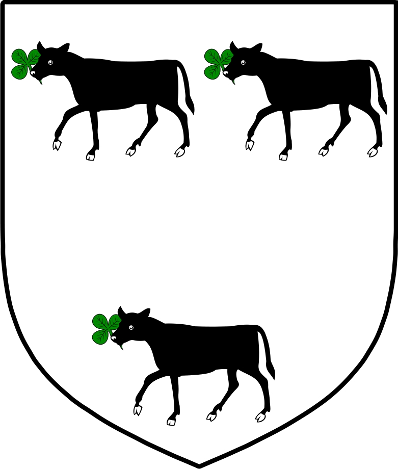 Thumbnail Metcalf Family Crest / Irish Coat of Arms Image Download