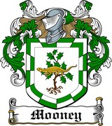 Thumbnail Mooney Family Crest / Irish Coat of Arms Image Download
