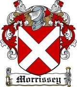 Thumbnail Morrissey Family Crest / Irish Coat of Arms Image Download
