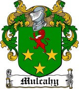 Thumbnail Mulcahy Family Crest / Irish Coat of Arms Image Download