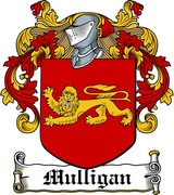 Thumbnail Mulligan Family Crest / Irish Coat of Arms Image Download