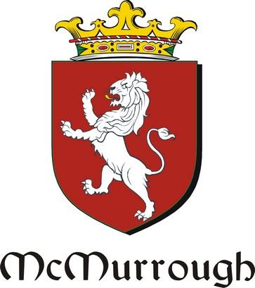 Thumbnail Murrough-Mc Family Crest / Irish Coat of Arms Image Download