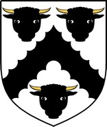 Thumbnail Norbury Family Crest / Irish Coat of Arms Image Download