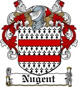 Thumbnail Nugent Family Crest / Irish Coat of Arms Image Download