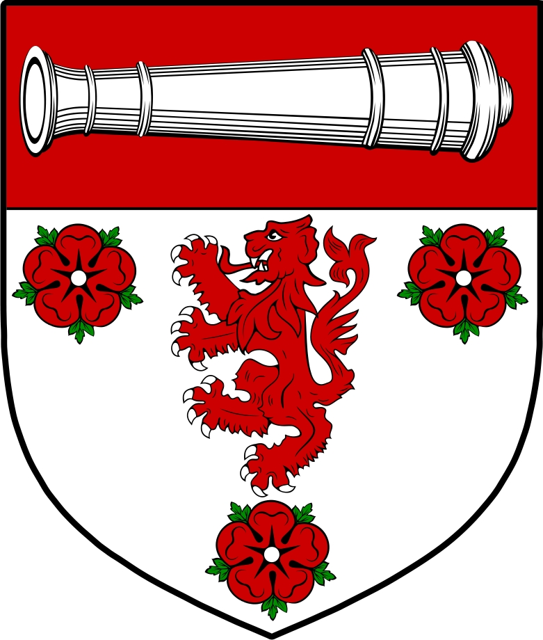 Thumbnail O'Bergin Family Crest / Irish Coat of Arms Image Download