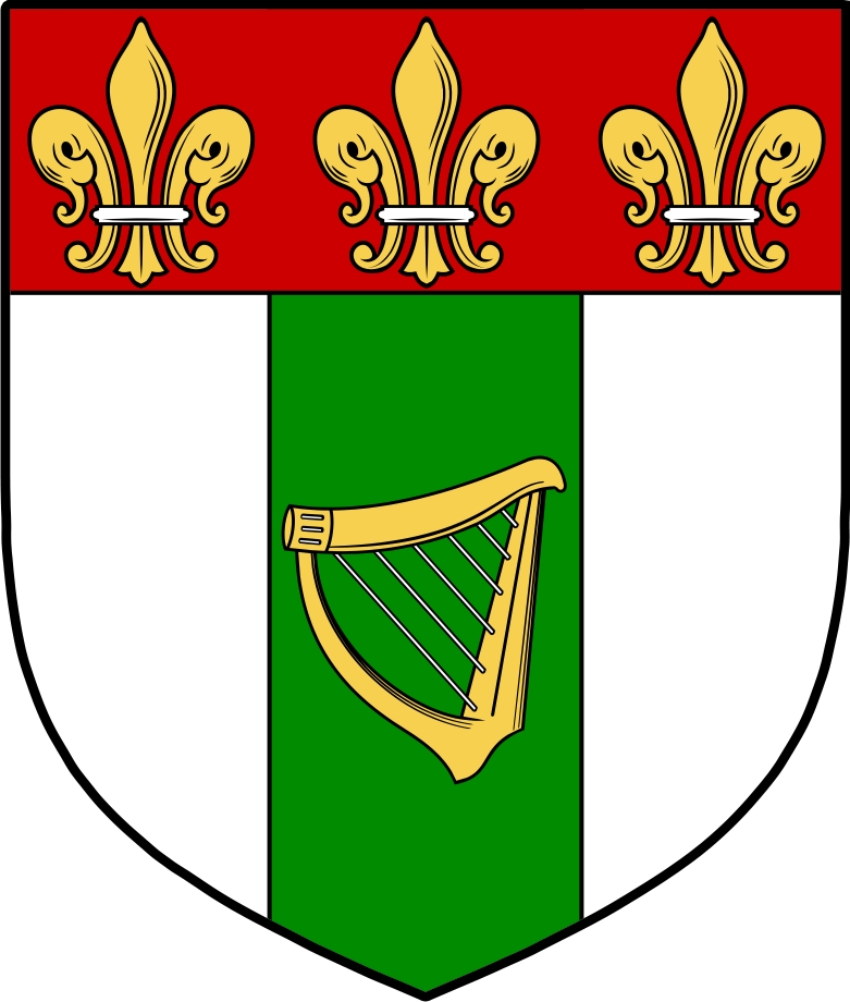 Thumbnail O'Brophy Family Crest / Irish Coat of Arms Image Download