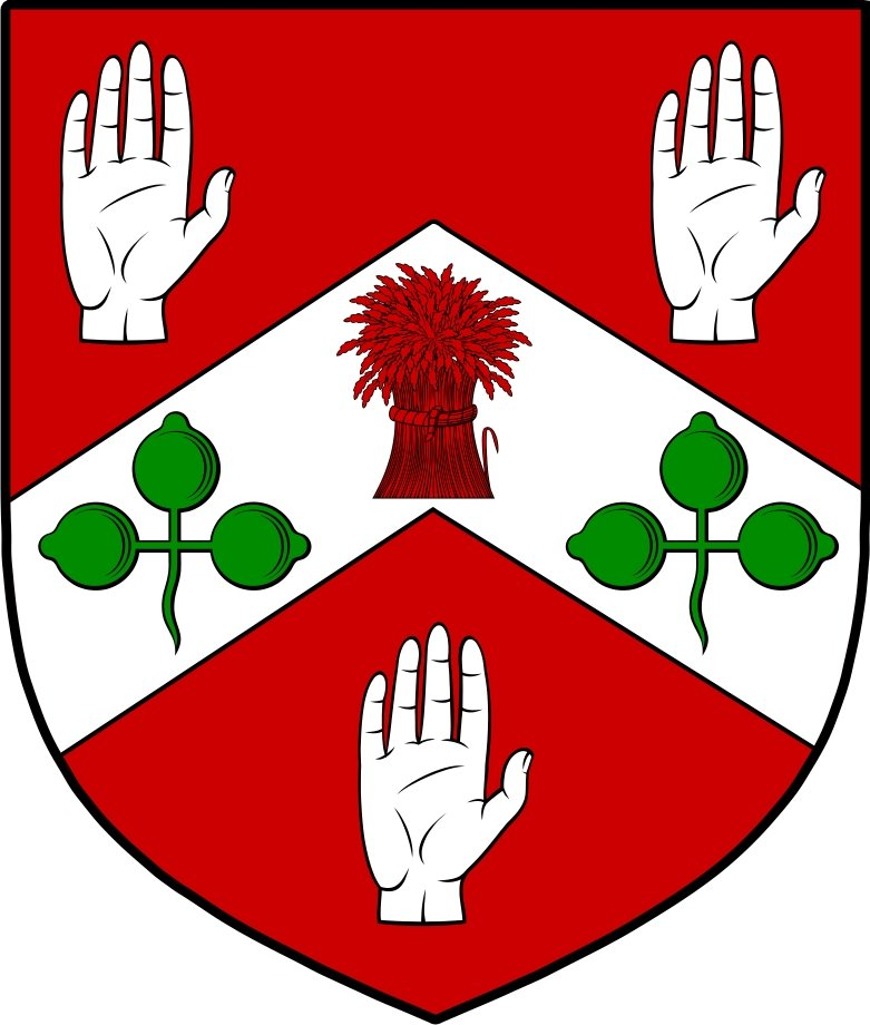 Thumbnail O'Cullen Family Crest / Irish Coat of Arms Image Download