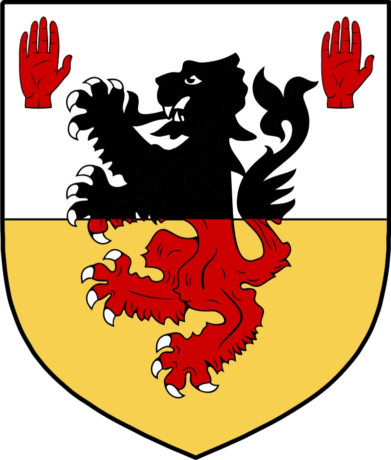 Thumbnail O'Daly Family Crest / Irish Coat of Arms Image Download