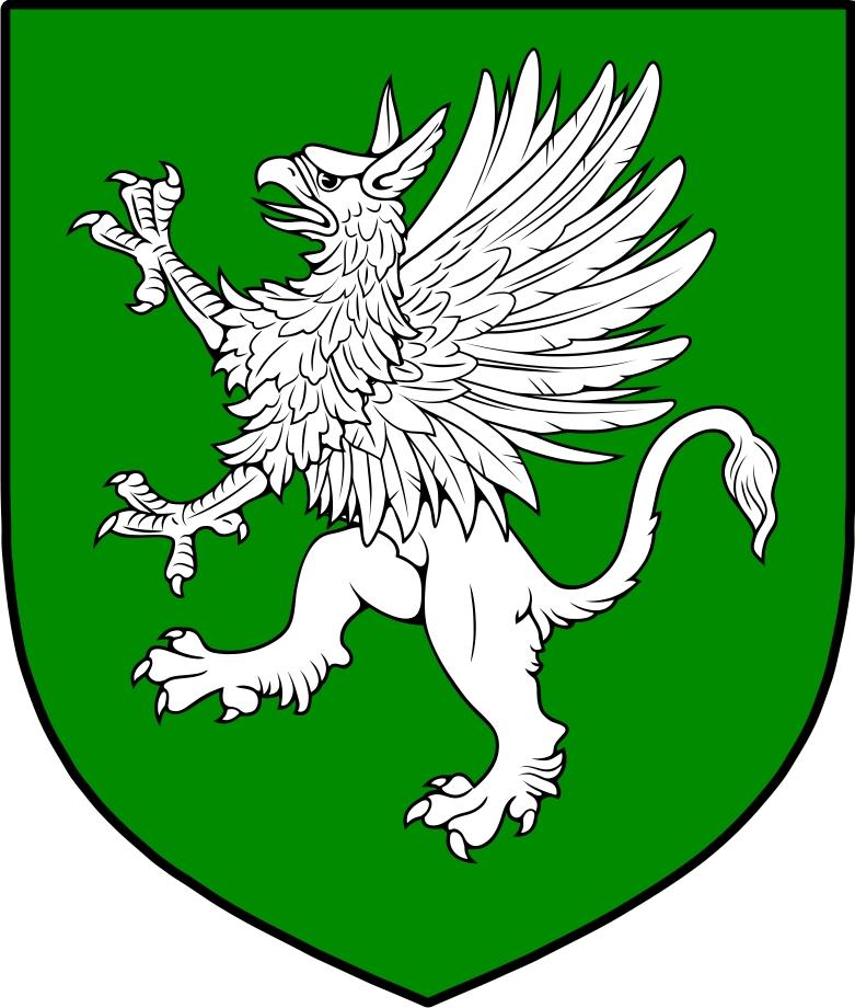 Thumbnail O'Dargan Family Crest / Irish Coat of Arms Image Download