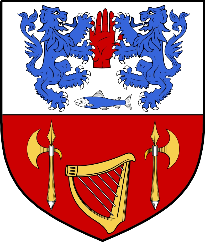 Thumbnail O'Dennehy Family Crest / Irish Coat of Arms Image Download