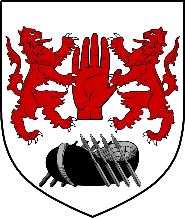 Thumbnail O'Flaherty Family Crest / Irish Coat of Arms Image Download