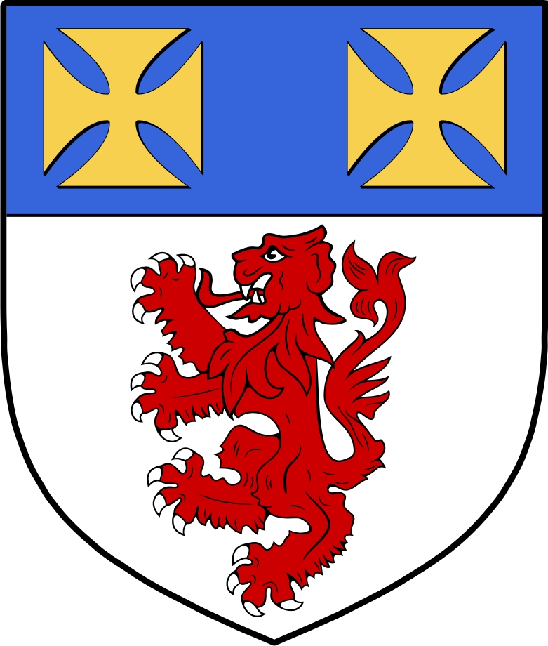 Thumbnail O'Haffy Family Crest / Irish Coat of Arms Image Download