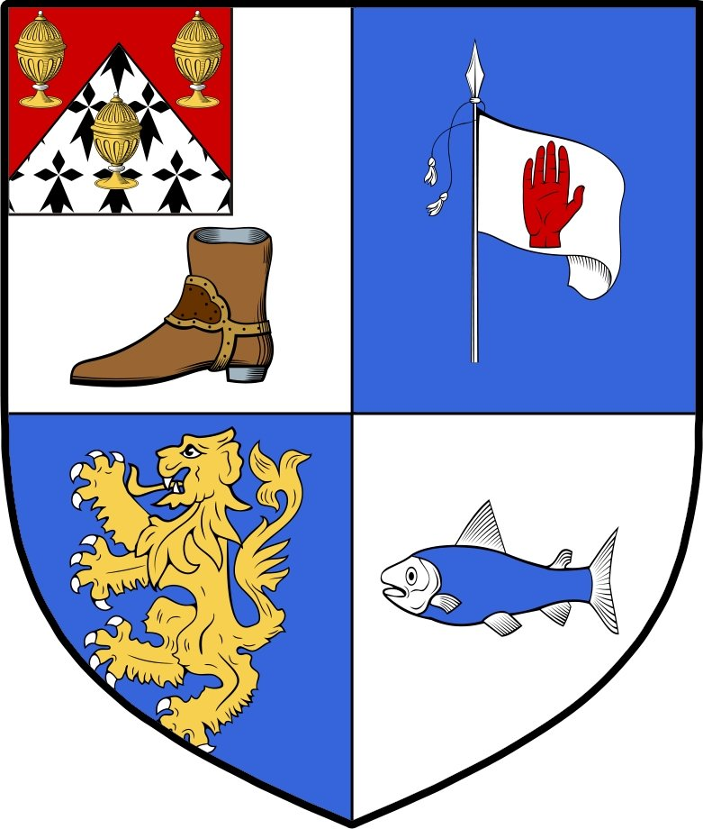 Thumbnail O'Hagan Family Crest / Irish Coat of Arms Image Download