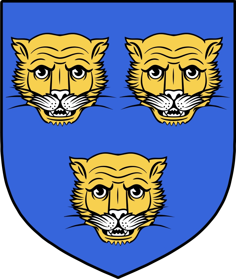 Thumbnail O'Hendrick Family Crest / Irish Coat of Arms Image Download