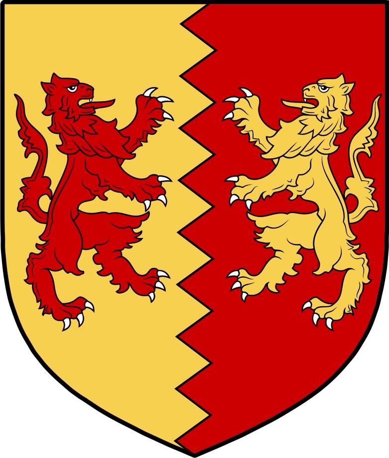 Thumbnail O'Heyne Family Crest / Irish Coat of Arms Image Download