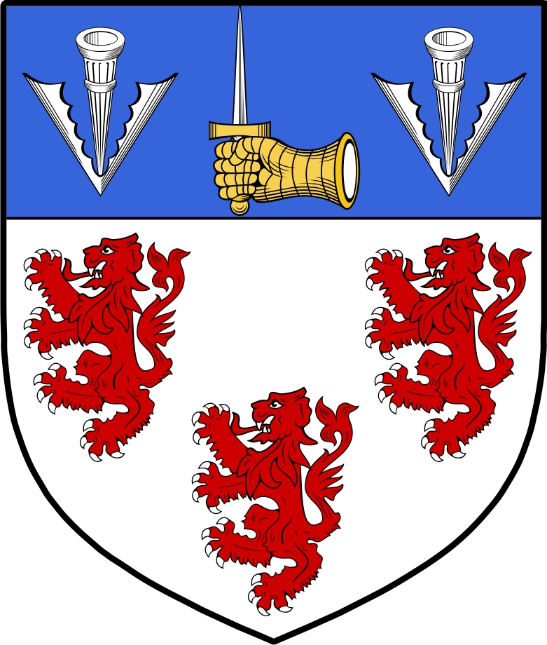 Thumbnail O'Kearney Family Crest / Irish Coat of Arms Image Download