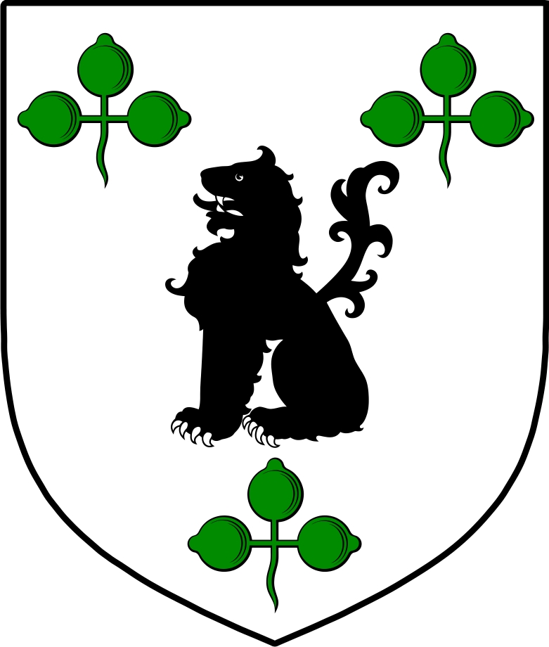 Thumbnail O'Killeen Family Crest / Irish Coat of Arms Image Download