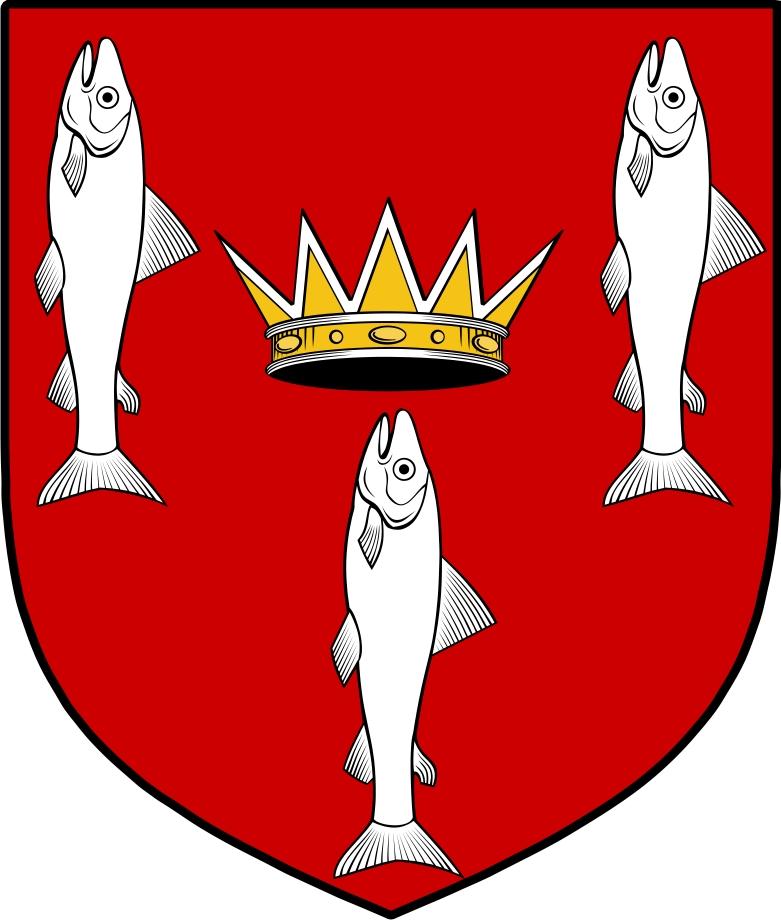 Thumbnail O'Kyan Family Crest / Irish Coat of Arms Image Download