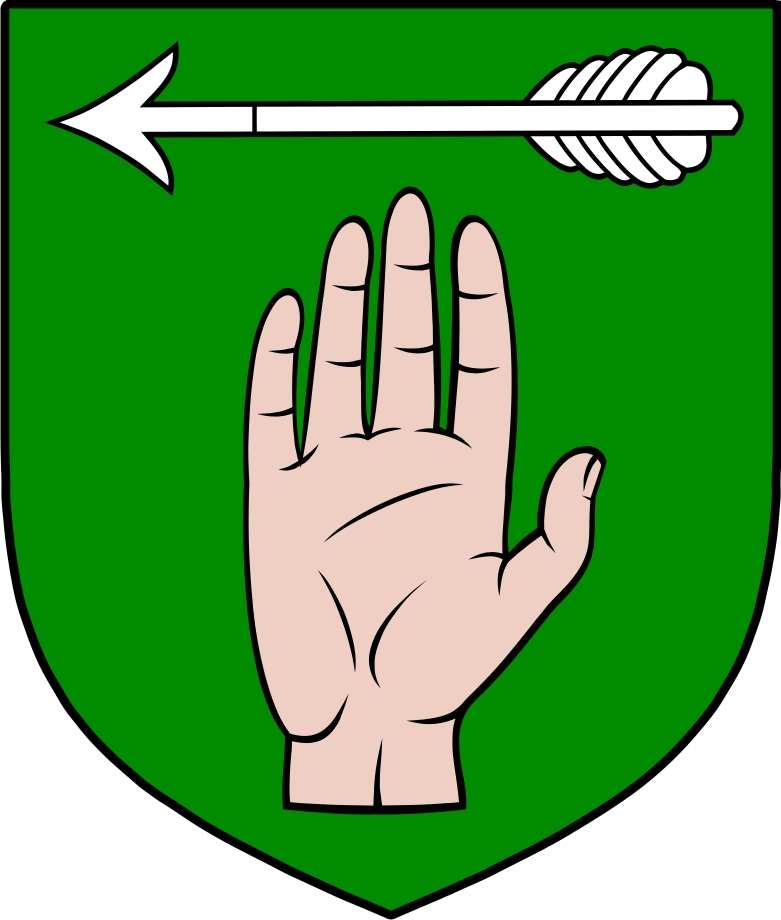 Thumbnail O'Loughnan Family Crest / Irish Coat of Arms Image Download