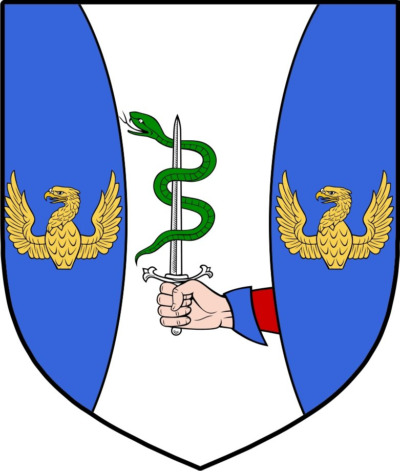 Thumbnail O'Mackesy Family Crest / Irish Coat of Arms Image Download