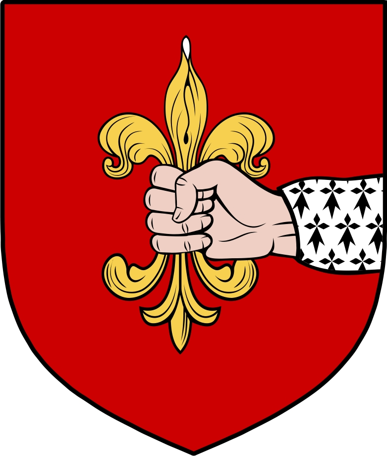 Thumbnail O'Mohan Family Crest / Irish Coat of Arms Image Download