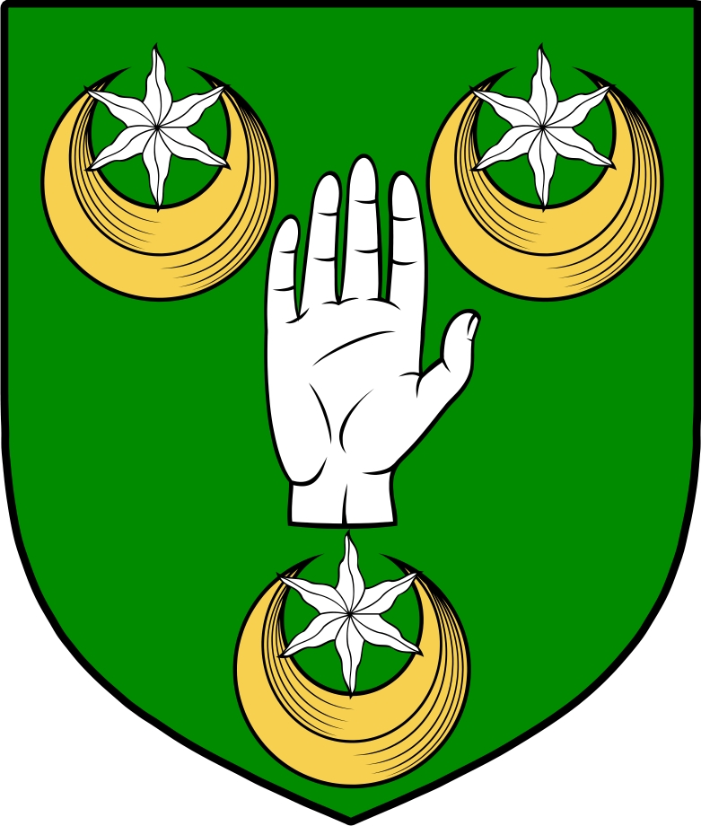 Thumbnail O'Muldoon Family Crest / Irish Coat of Arms Image Download