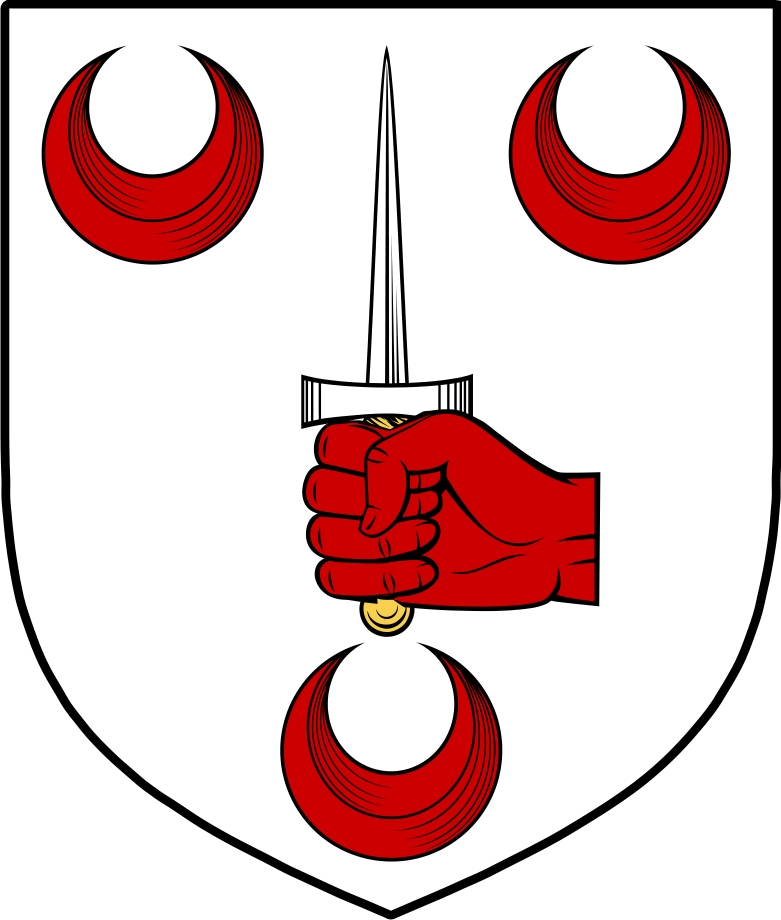 Thumbnail O'Mullan Family Crest / Irish Coat of Arms Image Download