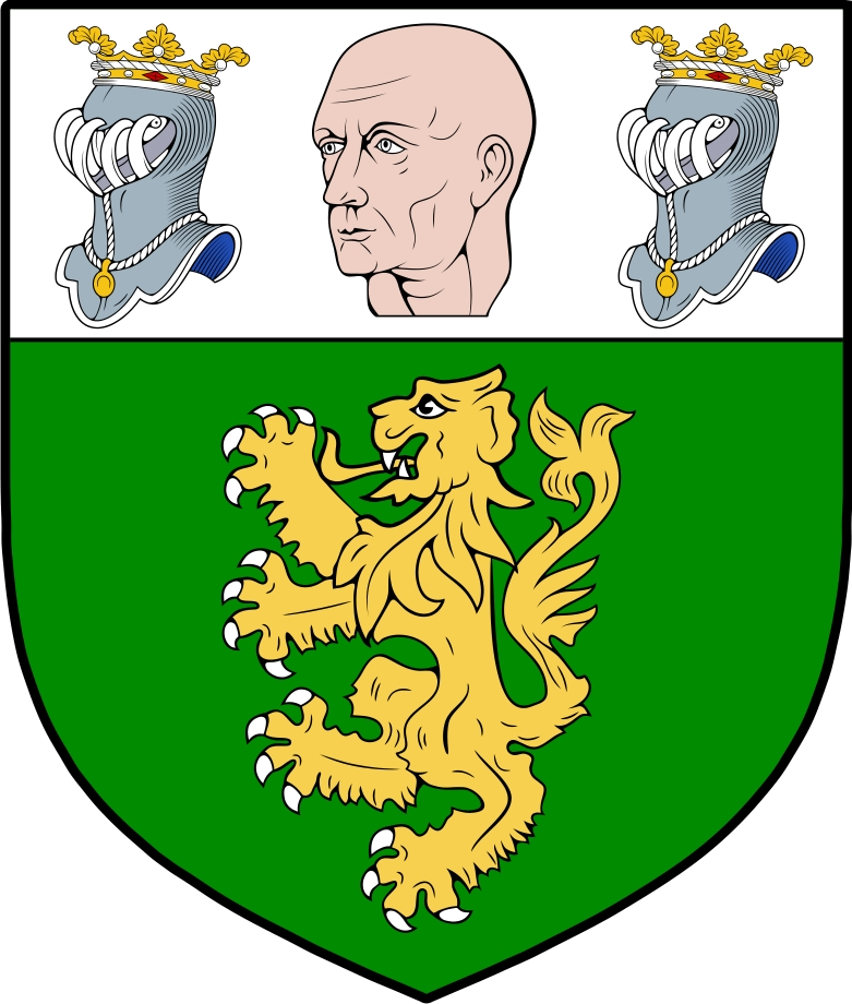 Thumbnail O'Mulledy Family Crest / Irish Coat of Arms Image Download