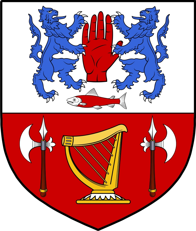 Thumbnail O'Mulvihill Family Crest / Irish Coat of Arms Image Download