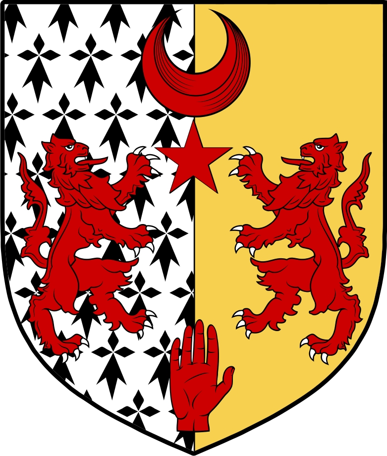 Thumbnail O'Quinlan Family Crest / Irish Coat of Arms Image Download